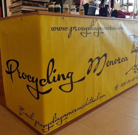 Procycling Menorca - Tours