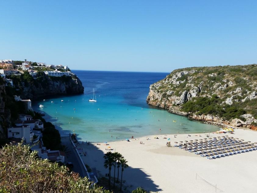 Cala En Porter Menorca Resort Guide Beach Restaurants ...
