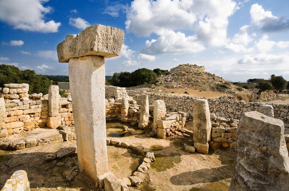 Torralba d'en Salort - Talayotic settlement