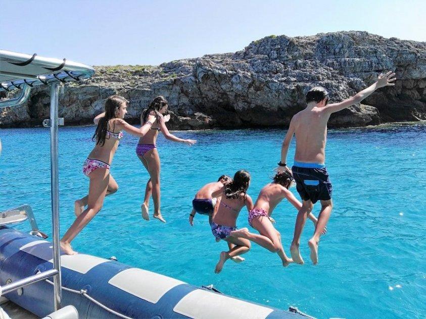 Mar Sin Barreras - Excursions