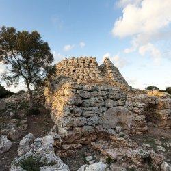 Cornia Nou  - Talayotic settlement