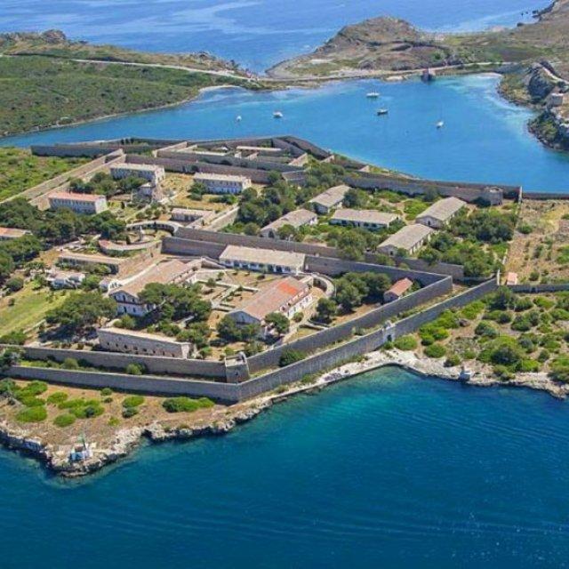 Isla de Lazareto