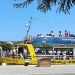 Yellow Catamarans - Glass Bottom Boat Excursions