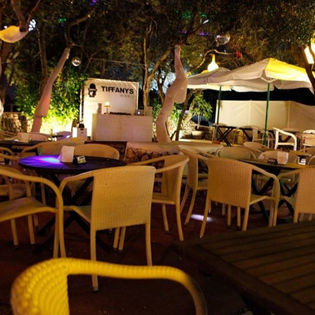 Tiffanys - Outdoor Lounge and Cocktails