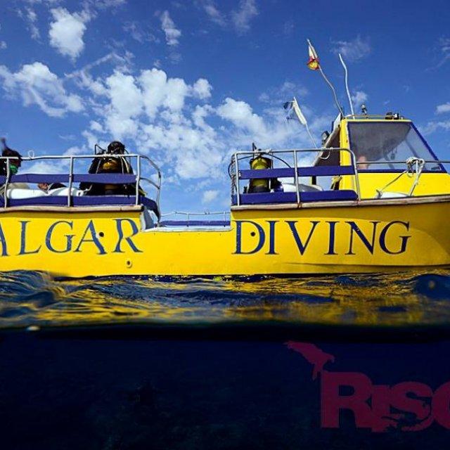S'Algar Diving