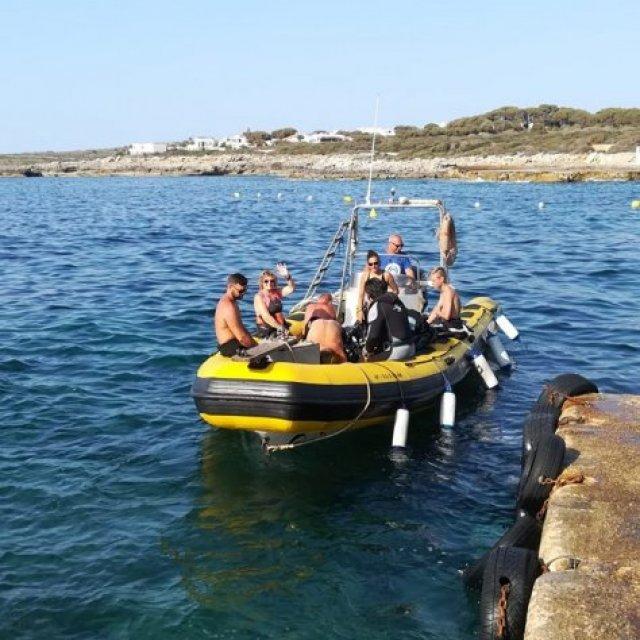 S'Algar Diving - Excursions