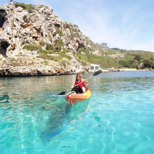 Menorc Aventura - Kayak Excursions
