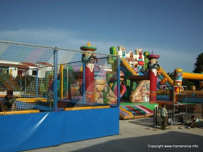 Summer Play area