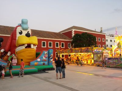 Fun Fair - Es Castell