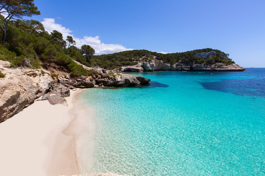 Menorca's Best Beaches