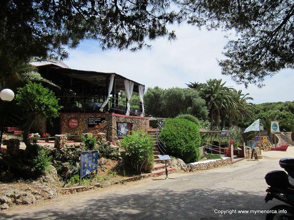 Cala en Blanes  Menorca
