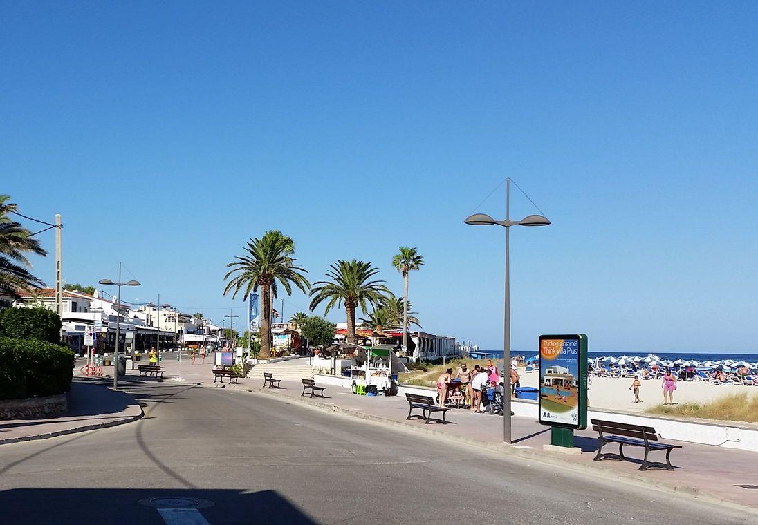 Punta Prima Menorca