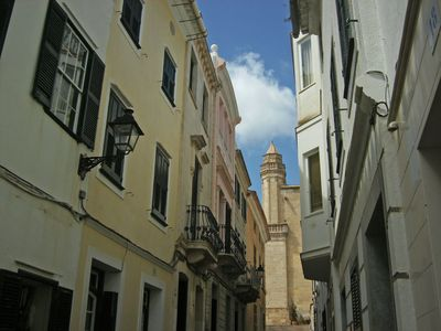 Menorca Towns and two Cities for Holiday visitors